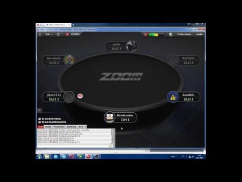 Ganjaforyou-Live streaming(aka Hardsmoke) Pokerstars Micro limit cash game