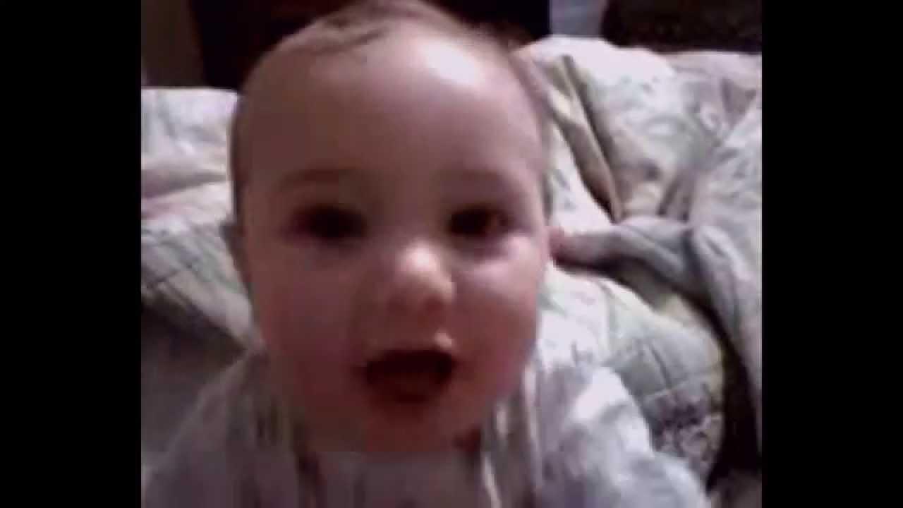 Cute Babies Saying I Love You Youtube