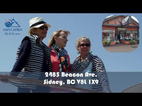 Baden Baden Boutique is the largest retailer of Saint James Clothing in Western Canada