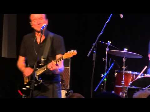 Hugh Cornwell and band Nice N Sleazy St Helens Citadel