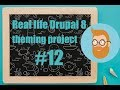 Theming the first paragraph 🥪 Real Life Drupal 8 Theming Project Episode 12