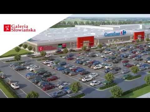 Carrefour Polska - Poznaj nasze centra handlowe: Galeria Słowiańska w Zgorzelcu
