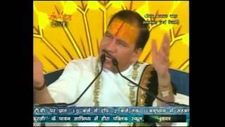SANSKAR LIVE - SHRI KRISHNA CHANDRA SHASTRI - SHRIMAD BHAGVAT KATHA (DELHI) - DAY 4