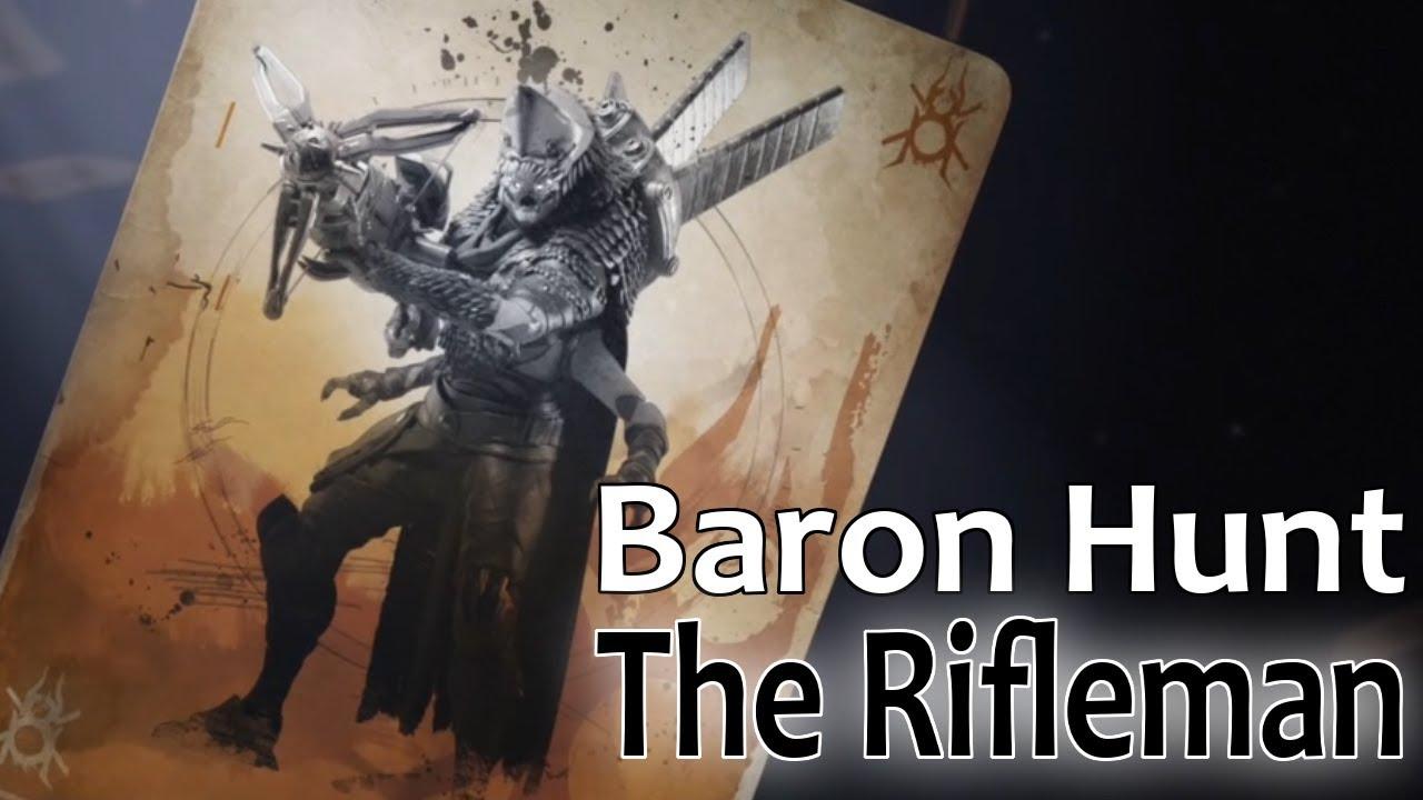 55bb62f8af2 Destiny 2 - Forsaken Barons
