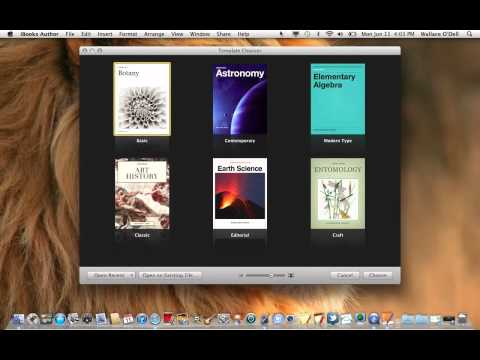 How to write a book using an app