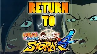 STORM 4 IN 2019!? | Ultimate Ninja Storm 4 Online Matches