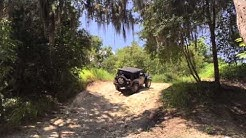 Off Roading at Hard Rock Off Road Park In Ocala, Florida