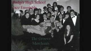 Badger High School Jazz Ensemble-Jumpin Punkins