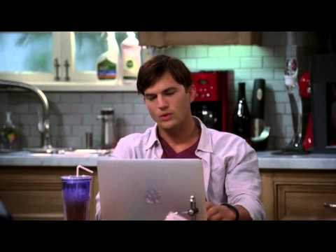 Two and a Half Men 10.2 - Kids say the darndest things
