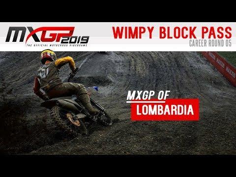 MXGP 2019 - Career Gameplay | Mantova - MXGP Of Lombardia - RD5