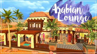 Sims 4 | House Build: Arabian Lounge