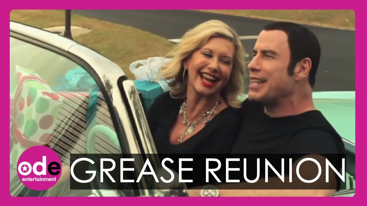 I Think You Might Like It: John Travolta & Olivia Newton ...