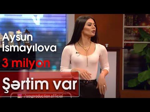 Aysun İsmayılova - Şərtim Var (Axşamın Oyunu)