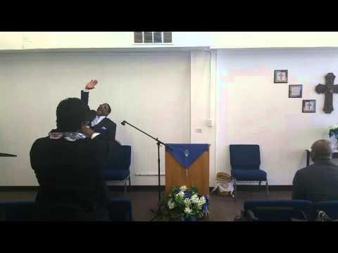 Bro. Frank Duerson Jr. - I love to praise him