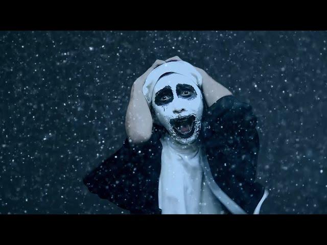 Cover MV anh cu di di | Hari won | 2016 | the conjuring | am anh kinh hoang