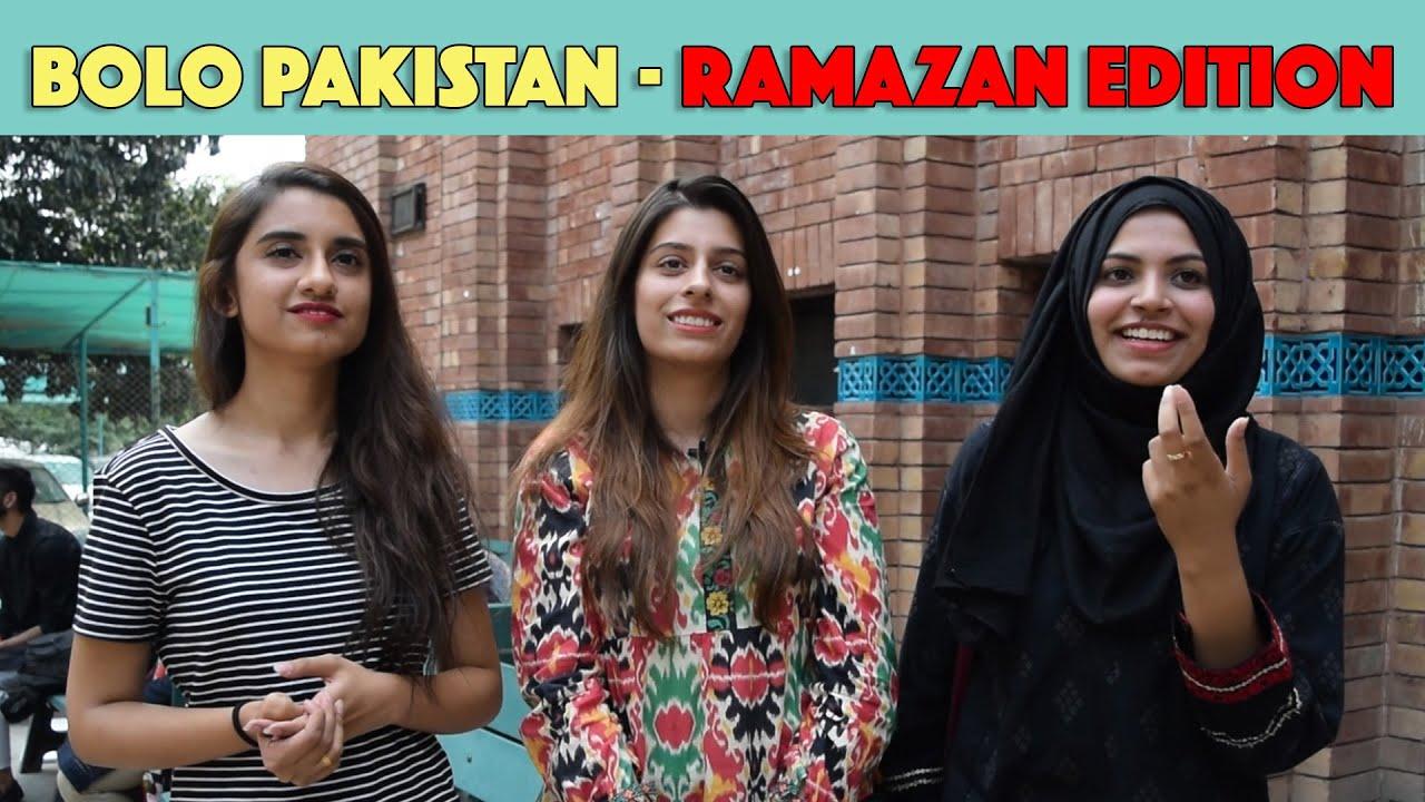 Bolo Pakistan | Ramazan Edition | MangoBaaz