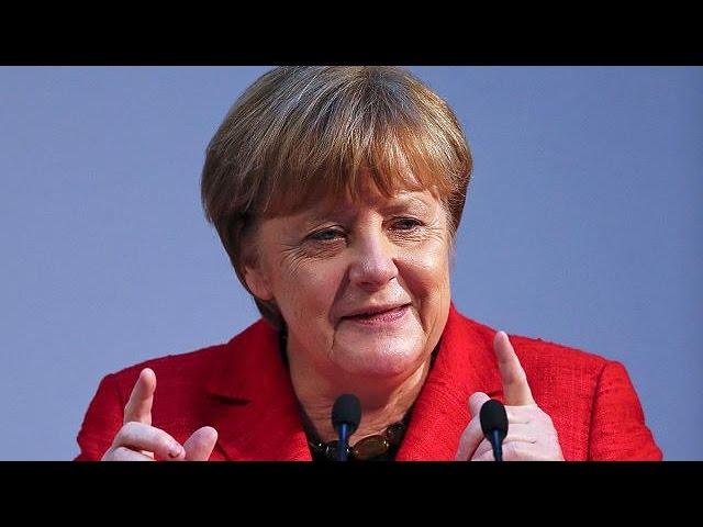 """Erdoğan'ın """"Nazi"""" benzetmesine tepki gösteren Merkel gerginliğin asıl  nedenini itiraf etti - YouTube"""
