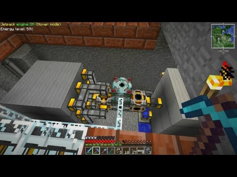 FTB Ultimate Ep18: Our new biofuel setup