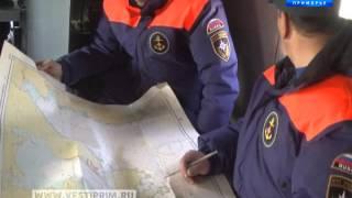 видео в Охотском море ищут пропавшее судно