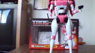 Arcee impossible toys valkyrie