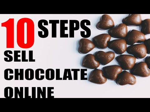10 Steps to Start an Ecommerce Chocolate Business   Selling Food Online   Permits License