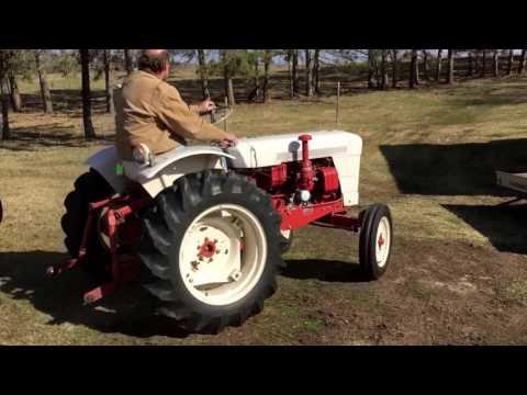 Mitsubishi D2050 FD compact tractor   FunnyDog TV