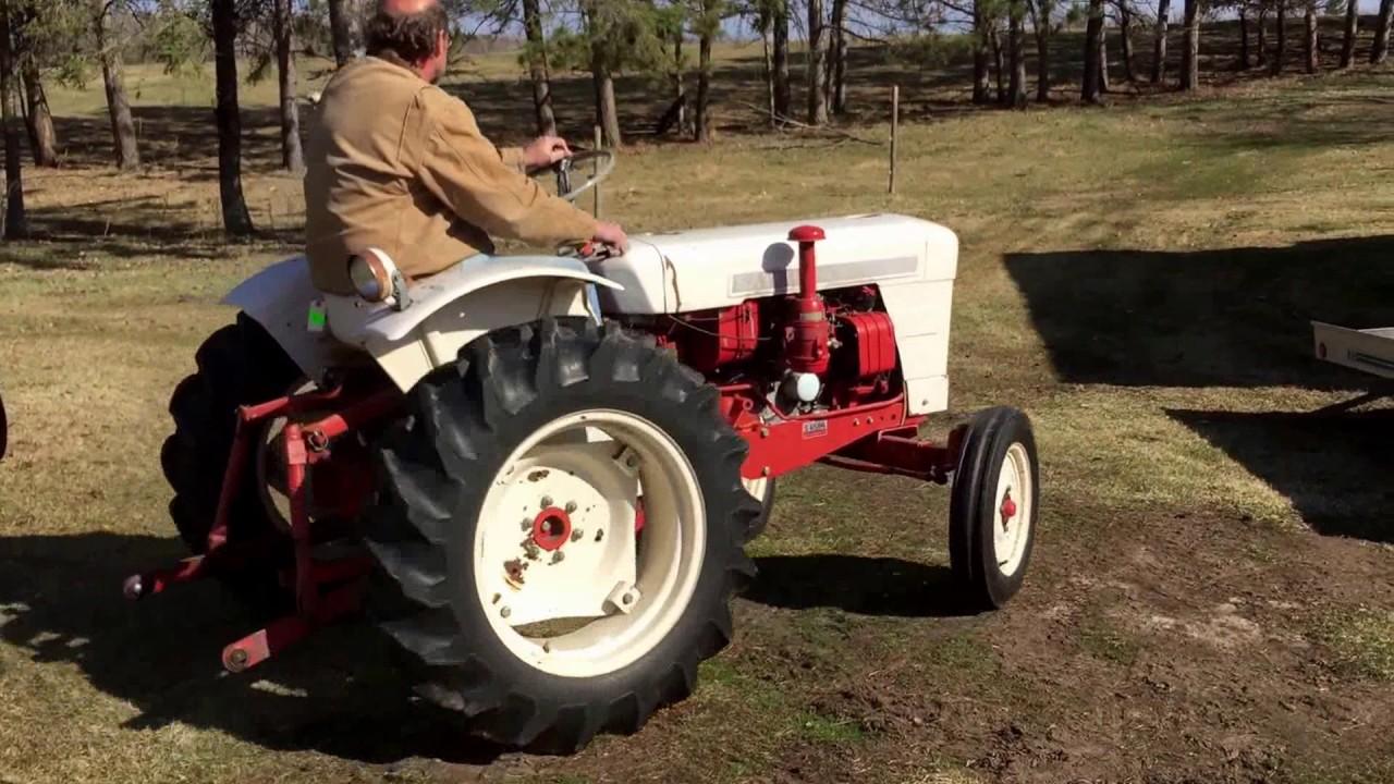 Satoh S650 Farm Tractor   Satoh Farm Tractors: Satoh Farm