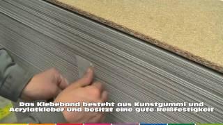 Doppelseitiges Klebeband | www.nordpack.de
