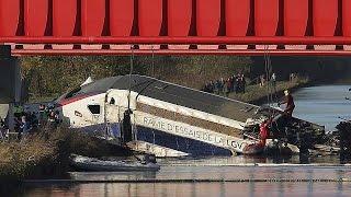 Menschliches Versagen Grund für TGV-Unfall