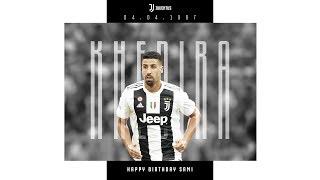 Happy birthday, Sami Khedira!