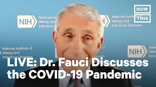 Dr. Anthony Fauci Speaks with Reuters on COVID-19 Pandemic | LIVE | NowThis