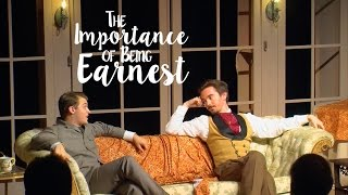 "Video TCNJ All College Theatre's ""The Importance of Being Earnest"" download MP3, 3GP, MP4, WEBM, AVI, FLV Januari 2018"