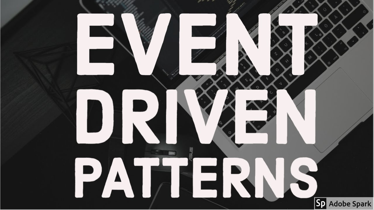 Microservices Patterns  using Event Driven