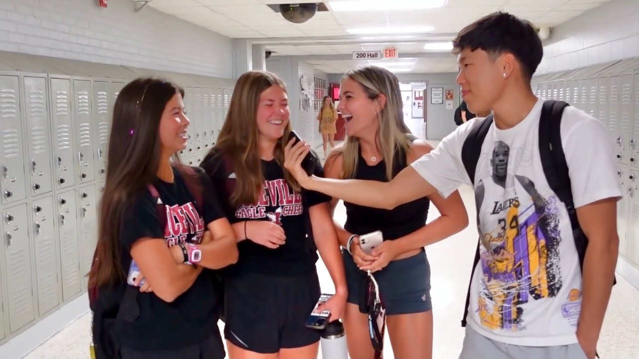 What High School Girls Actually Look For In Guys | Does Face, Height, Size Matter?