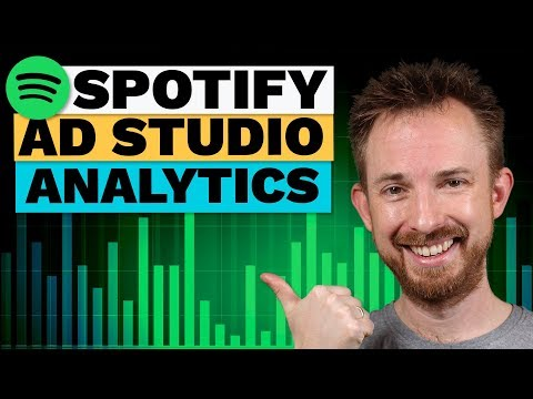 Spotify Ad Campaign - Video 10: Audio Ad Analytics