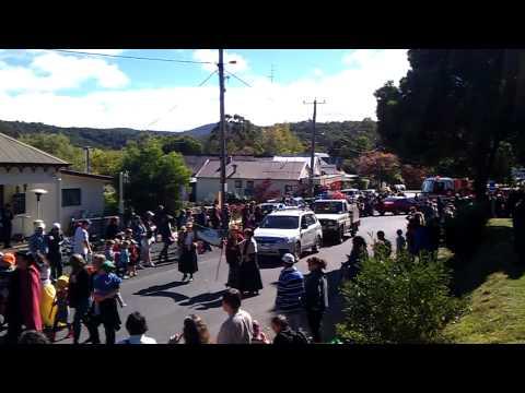 Blackwood Easter Parade 2011