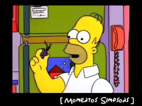 Los Simpsons - Azúcar de Homero El Granjero