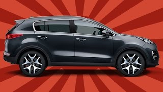 2017 Kia Sportage Review - The Ideal Entry-Level Luxury Crossover?