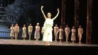 Curtain Call 30.10.2018 Cinderella/Золушка.St.Petersburg.Mikhailovsky Theatre /Михайловский театр