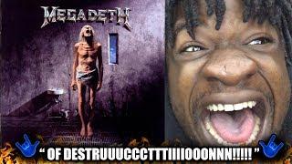 Hip Hop Head Reacts To : Megadeth - Symphony of Destruction