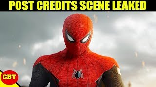 Spider man far from home post credits scene leaked explained in hindi