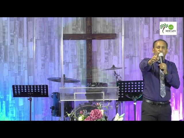 When God Answers | Pr Mathew | New Life Church Dublin