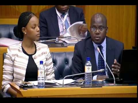 Committee briefed by auditor general