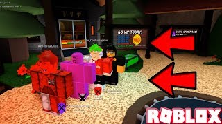 *ROBLOX* ASSASSIN YOUTUBER 2V2 BATTLE #2! (MASTER & FUSION VS DATA & WEIRD) *CRAZY GAMES!*