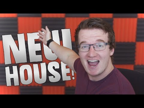 I'VE MOVED HOUSE!!