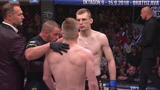 OKTAGON 7: David Kozma vs. Michal Wiencek