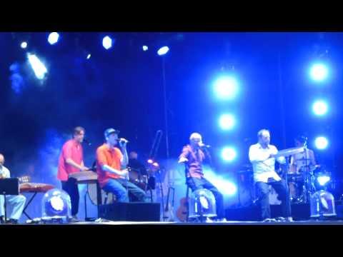 Die Fantastischen Vier - Tag am Meer (Unplugged) (Live am Zürich Openair; 26.08.12)