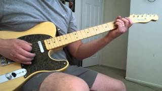 "How to play "" No Trust "" by the Black Keys - Lesson"