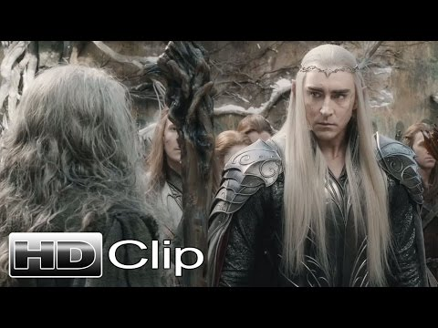 """THE HOBBIT: THE BATTLE OF THE FIVE ARMIES - """"I"""