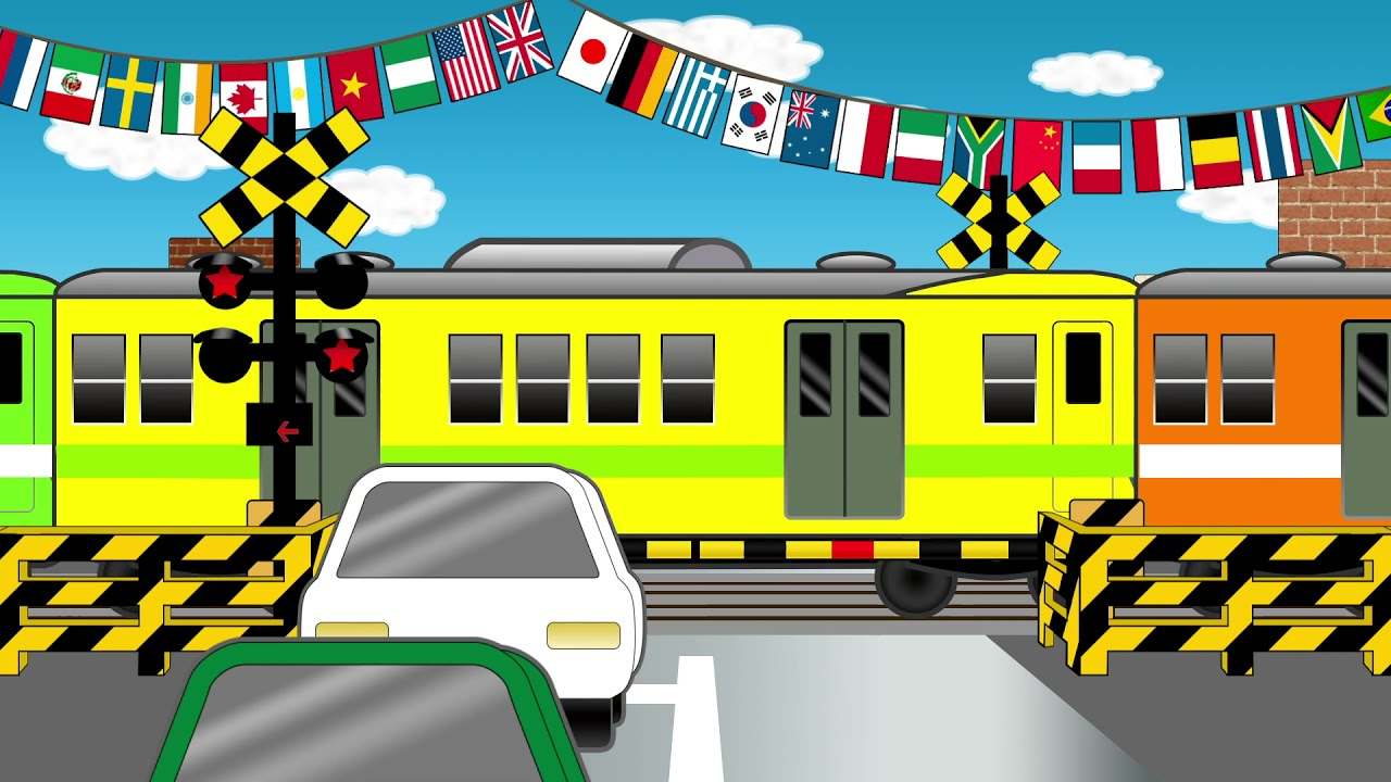 ★踏切運動会★ウィリアム・テル序曲【Railroad crossing William Tell Overture】